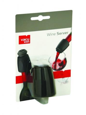 Antipicurator Wine Server Black