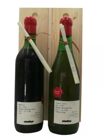 Caseta vinoteca 1990 Murfatlar