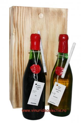Caseta vinoteca 1991