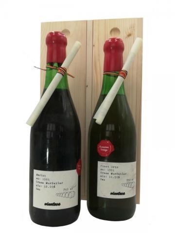 Caseta vinoteca 1991 Murfatlar