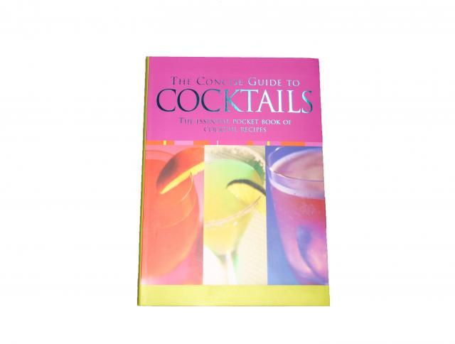 Ghid concis de cocktail-uri - versiune in lb. engleza