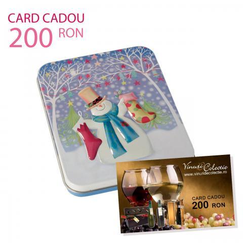 Gift Certificat 200 RON