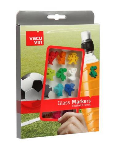 Glass Markers Football Friends