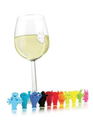 Glass markers party people VV 18860