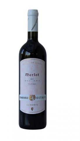 Merlot Reserve DOC - CMD Oltina