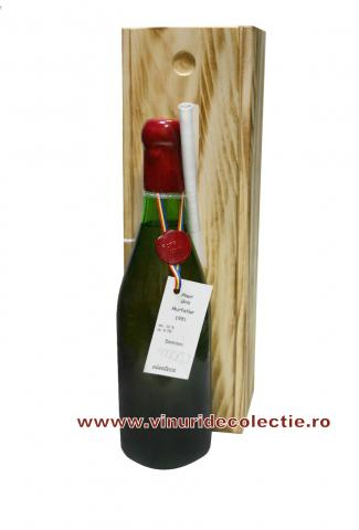 Pinot Gris - Murfatlar - 1991 in Cutie Lemn