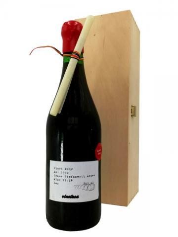 Pinot Noir 1992 Stefanesti in cutie de lemn