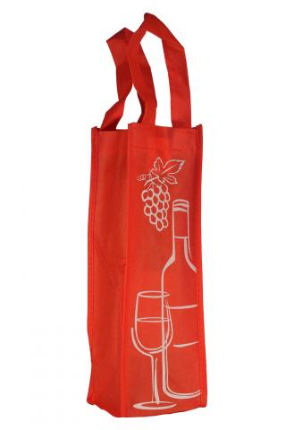 Punga cadou sticla vin