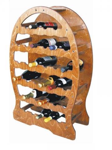 Raft 33 sticle de vin