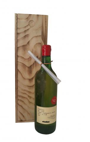 Riesling 1982 Stefanesti in cutie de lemn