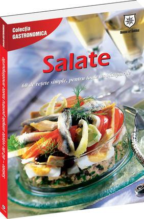 Salate - 60 de retete simple, pentru toate anotimpurile