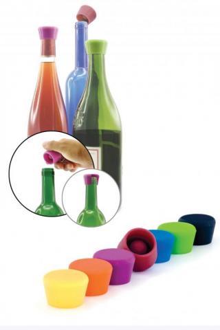 Set 2 dopuri de vin Pulltex PL 107-793