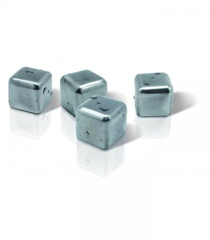 Set 4 cuburi inox FIE 015