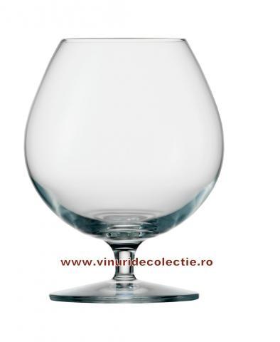 Set 6 pahare cognac Milano 585 ml