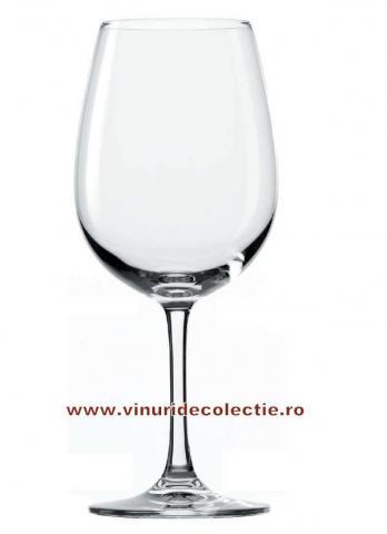 Set 6 pahare vin rosu 450 ml - Weinland
