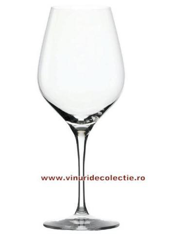 Set 6 pahare vin rosu 650ml Exquisit