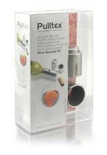 Set dop si inel inox pentru sampanie Pulltex PL 107-717