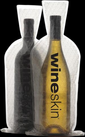 WineSkin - ambalaj transport sticle
