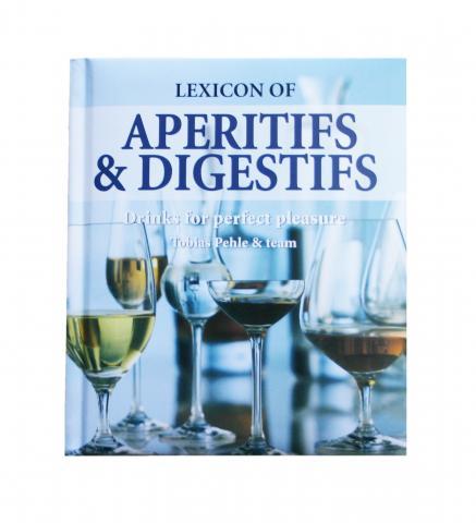 Aperitive si digestive - versiune in lb. engleza