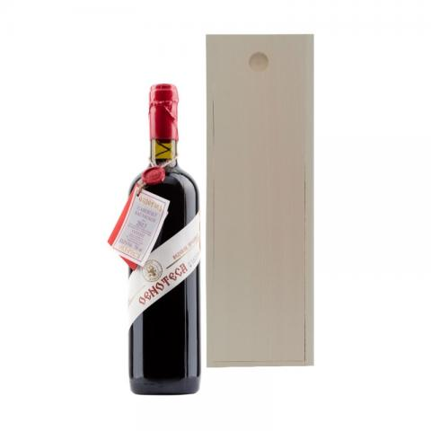 Cabernet Sauvignon Cotesti Oenoteca 2013 cutie lemn