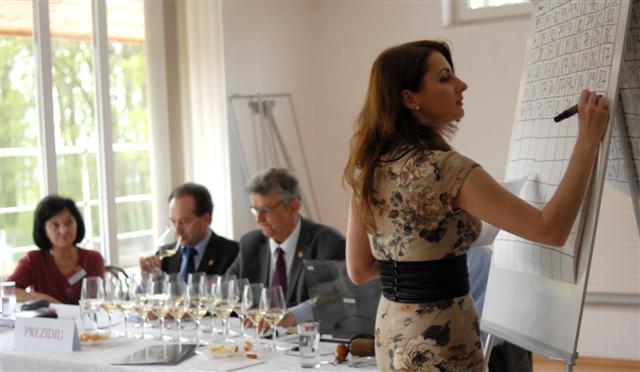Concursul de vinuri Vinvest 2008