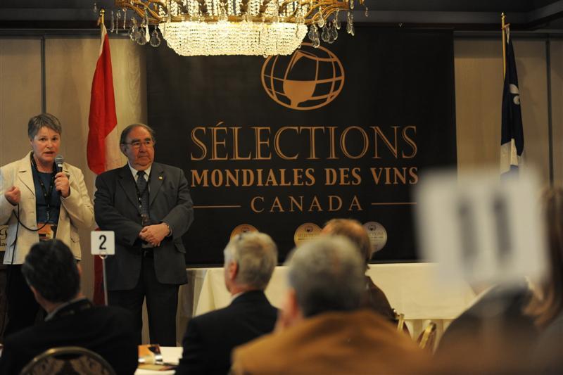 SELECTIONS MONDIALES DES VINS CANADA 2009