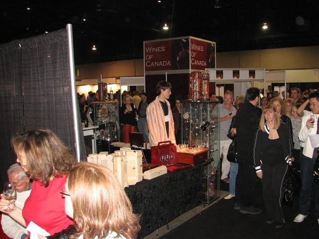 Wine and Cheese Toronto 2008