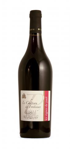 Les Vignes De Paul  - Le Chateau De Fontenay