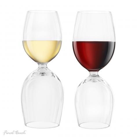Pahar dublu de vin TwinVIn GG 5020