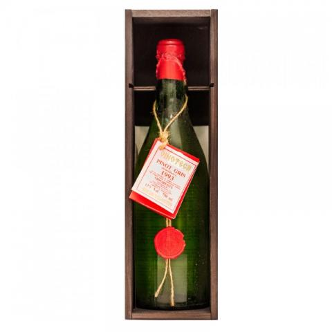Pinot Gris 1993 Odobesti 1993 cutie lemn
