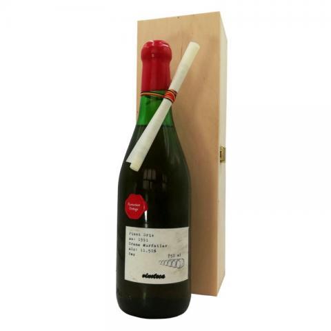 Pinot Gris Murfatlar 1991 cutie lemn