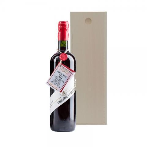 Pinot Noir 2011 Cotesti cutie lemn
