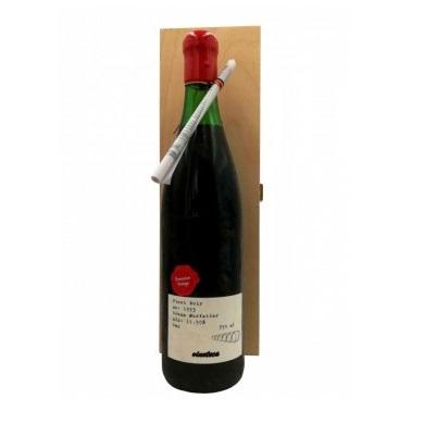 Pinot Noir Murfatlar 1993 cutie lemn