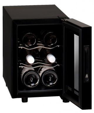 Racitor de vin termoelectric DAT 6 16C