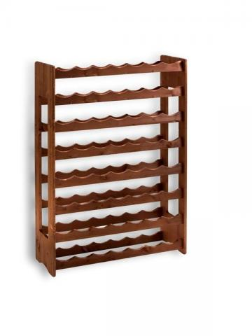 Raft lemn 56 sticle