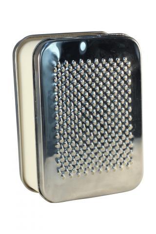 Razatoare branza prevazuta cu o cutie depozitare