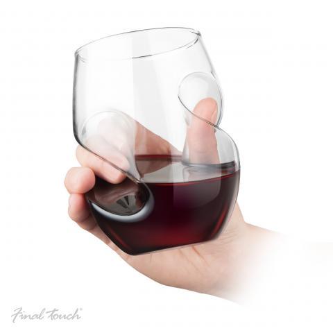 Set 4 pahare vin rosu GG 5009