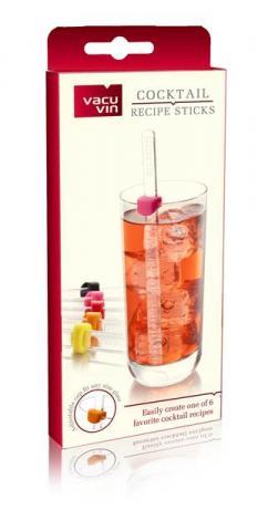 Set 6 stick-uri cocktail VV 78600