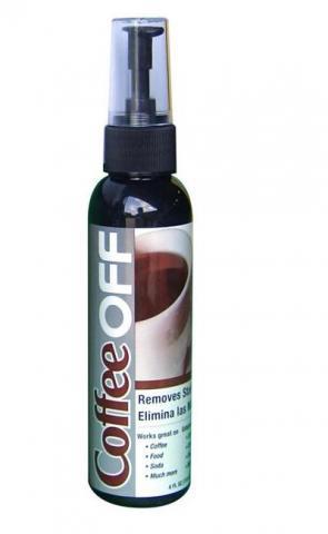 Spray pentru pete de cafea