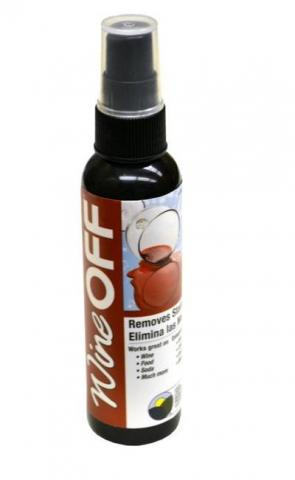 Spray pentru scoaterea petelor de vin rosu